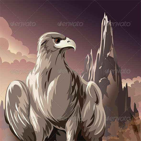 GraphicRiver The Eagle 7471693