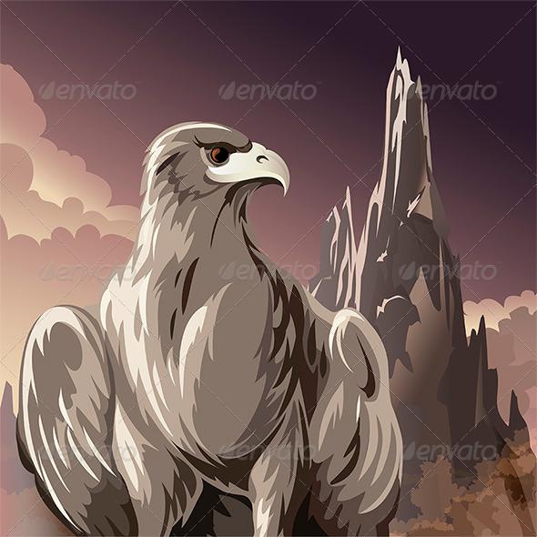 GraphicRiver The Eagle 7471693