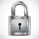Icon Padlock - GraphicRiver Item for Sale