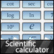 Scientific Calculator - ActiveDen Item for Sale
