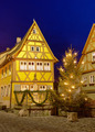 House in Rothenburg ob der Tauber by nigh - PhotoDune Item for Sale