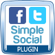 Simple Social Inbox - Premium WordPress Plugin