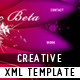 XML Flower Template - ActiveDen Item for Sale