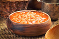 baked beans in a bowl - PhotoDune Item for Sale