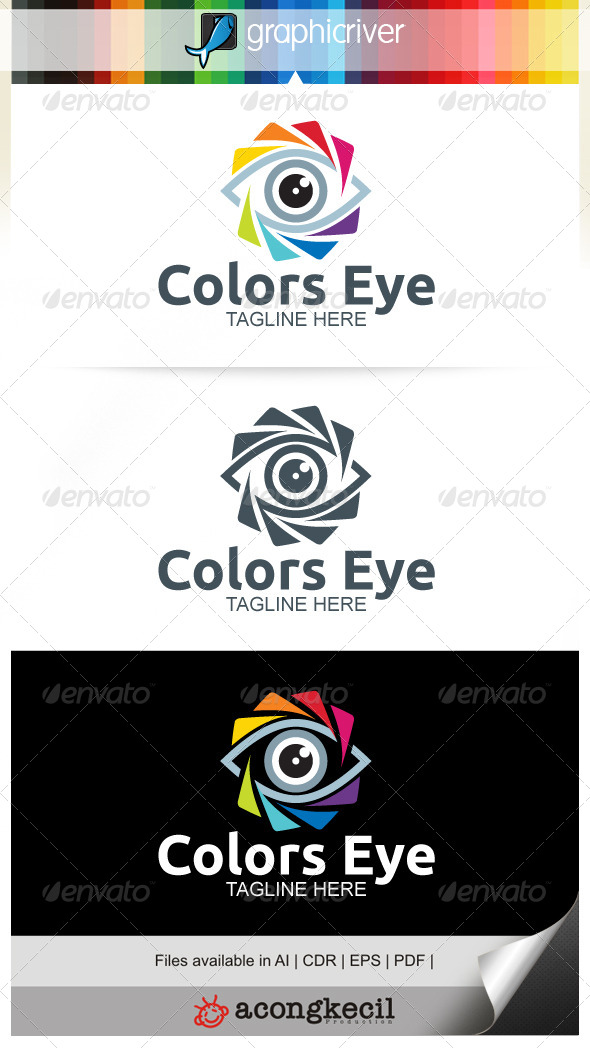 GraphicRiver Colors Eye 7480486