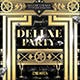 VIP Deluxe Birthday Party - GraphicRiver Item for Sale