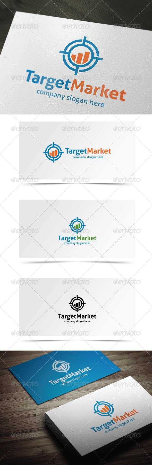 GraphicRiver Target Market 7481563