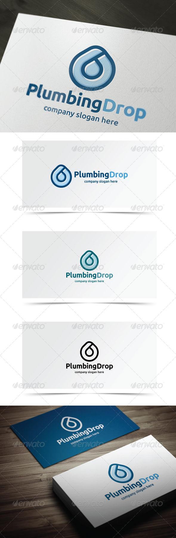 GraphicRiver Plumbing Drop 7481675