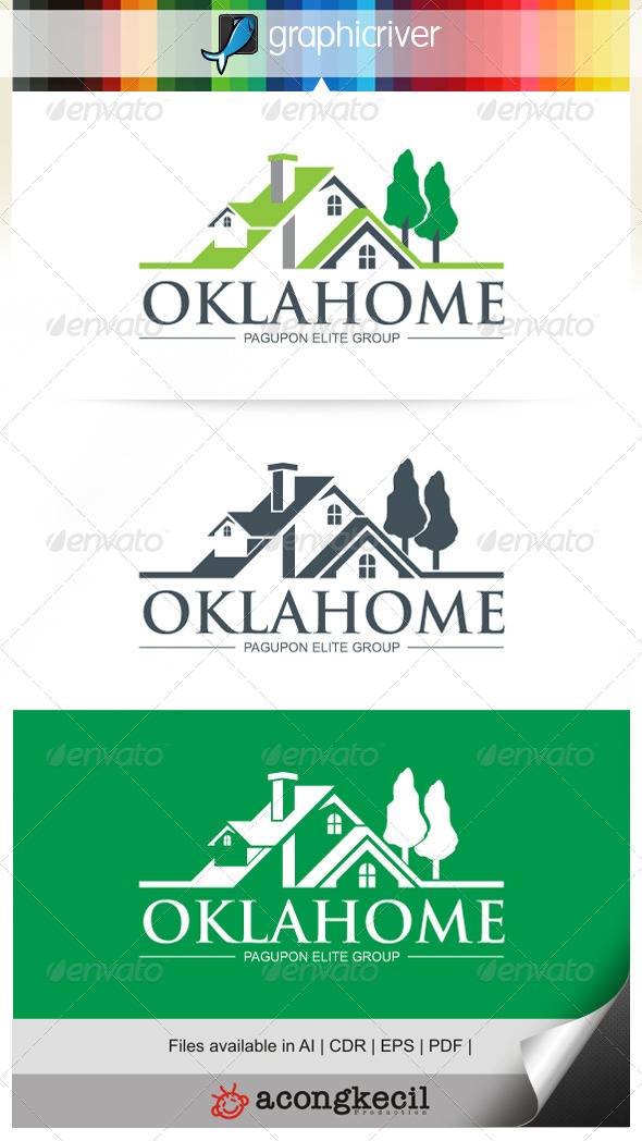 GraphicRiver OklaHome 7486309