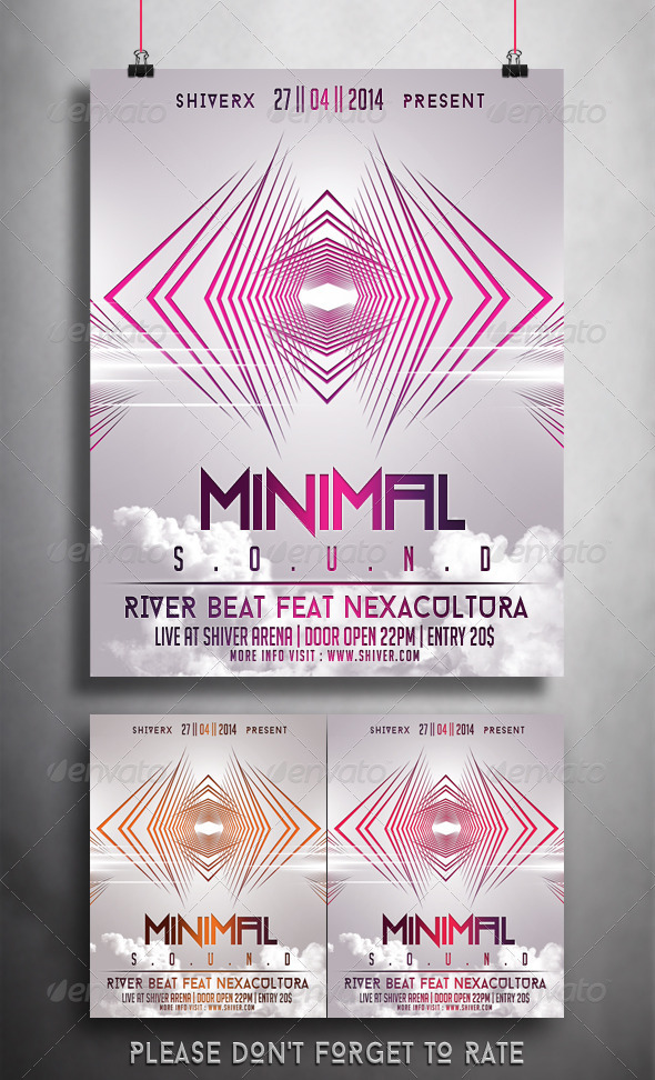 GraphicRiver Flyer 7488267