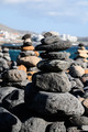 The Buddhist Traditional Stone Pyramids - PhotoDune Item for Sale
