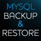 MySQL Backup&Restore System - CodeCanyon Item for Sale