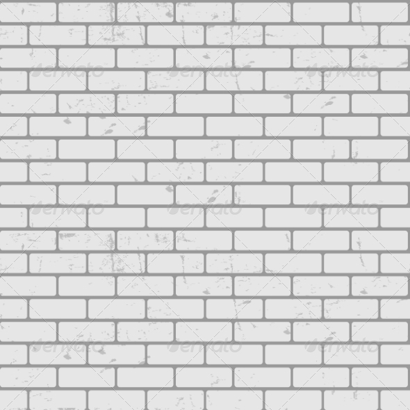 GraphicRiver Background of Seamless Brick Wall Texture 7489484