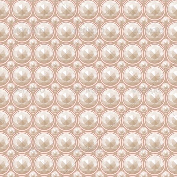 GraphicRiver Pearl Pattern 7489526