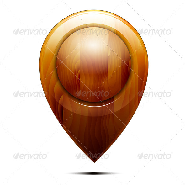 GraphicRiver Wooden Pointer 7492573