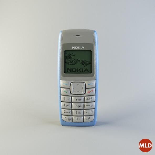 3DOcean Nokia 1110 7492726
