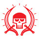 Skull Pirate Logo Template - GraphicRiver Item for Sale