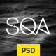 SQA — PSD Template - ThemeForest Item for Sale