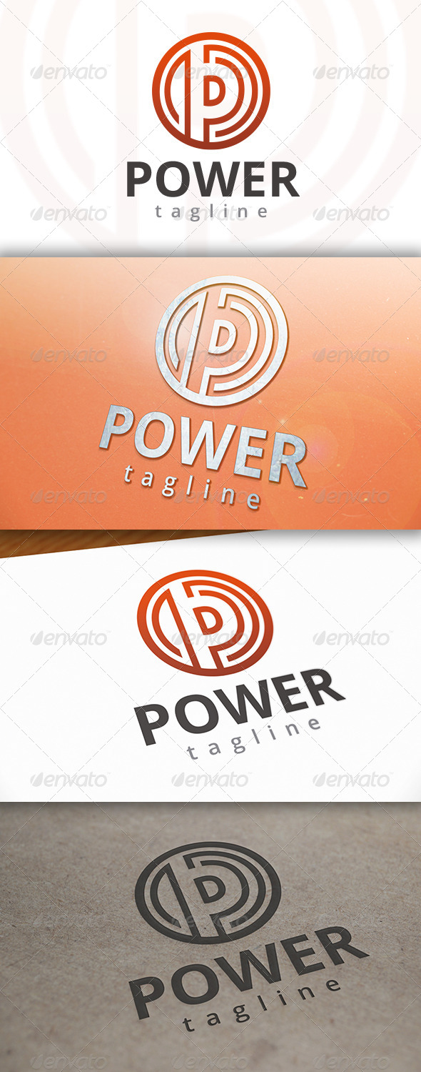 GraphicRiver Power Logo 7500068
