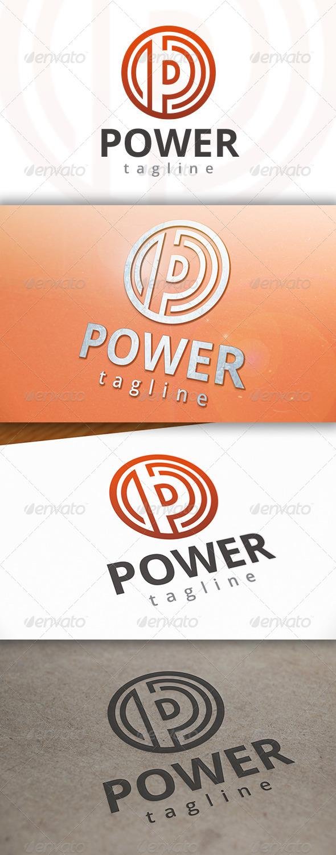 GraphicRiver Power Logo 7500068