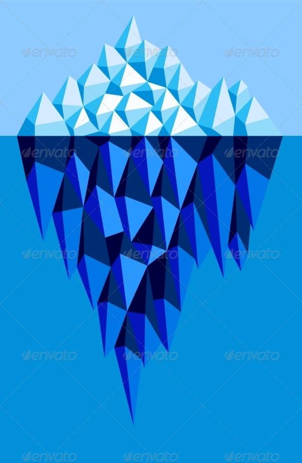 GraphicRiver Iceberg 7500075