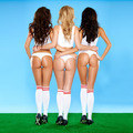 Trio of sexy erotic female athletes - PhotoDune Item for Sale