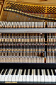 inside the piano: string, pins, keys - PhotoDune Item for Sale