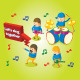 Music Band - GraphicRiver Item for Sale