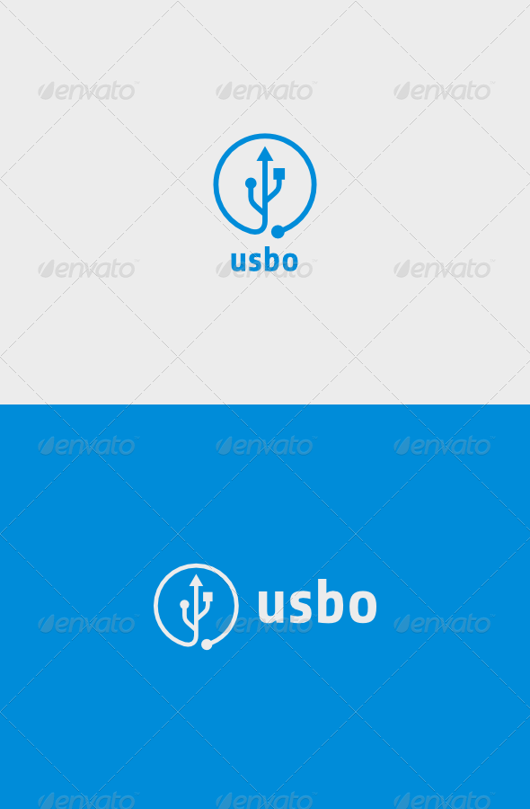GraphicRiver Usbo Logo 7504209