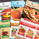 Food Flyer 4 (A5) - GraphicRiver Item for Sale