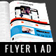 Mobile App Promotion Flyer / Magazine AD - GraphicRiver Item for Sale