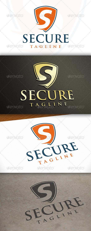 GraphicRiver Secure Logo 7506135