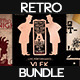 Retro Bundle V5 - GraphicRiver Item for Sale