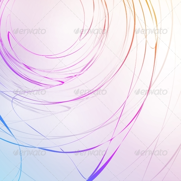 GraphicRiver Colorful Abstract Background 7509570