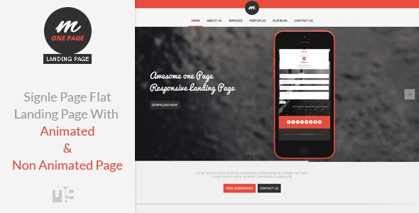 ThemeForest Mannat Studio Startup Landing Page Template 7469334