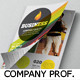 Propfessional Corporate Company Profile Template - GraphicRiver Item for Sale