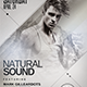 Natural Sound Flyer Template - GraphicRiver Item for Sale