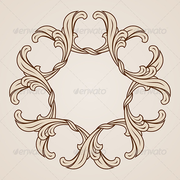 GraphicRiver Floral Pattern 7509908