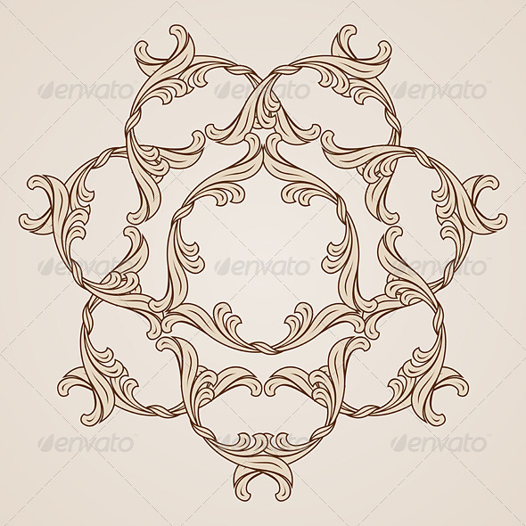 GraphicRiver Floral Pattern 7510290