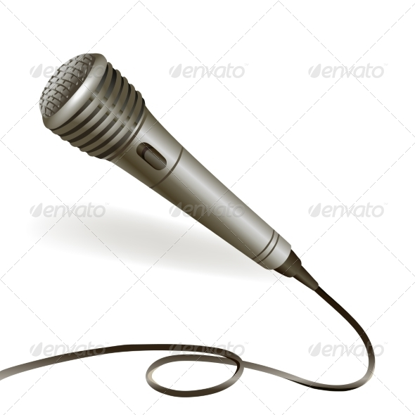 GraphicRiver Microphone 7511292