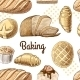 Baking Pattern - GraphicRiver Item for Sale