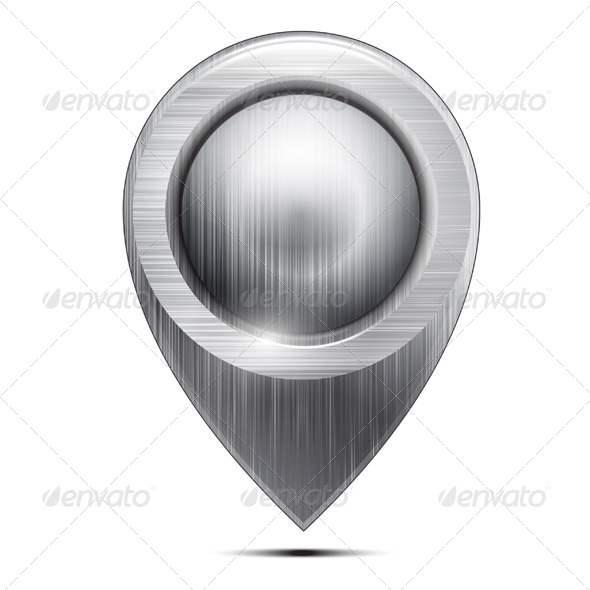 GraphicRiver Metal Pointer 7516253
