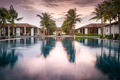 Beautiful view of resort in Vietnam, Asia. - PhotoDune Item for Sale