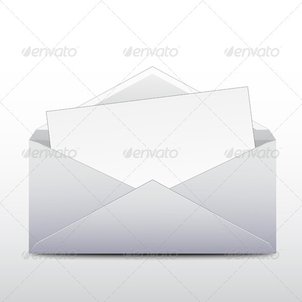 GraphicRiver Envelope Icon 7516780
