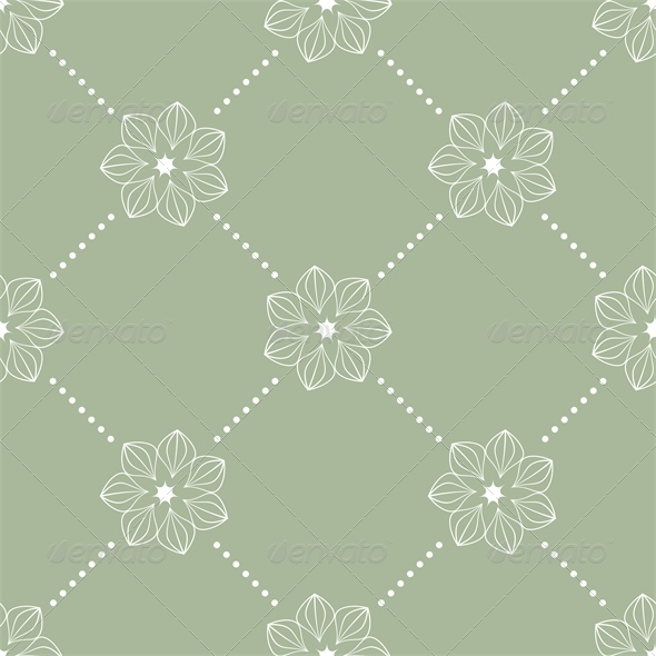 GraphicRiver Floral Pattern 7517014