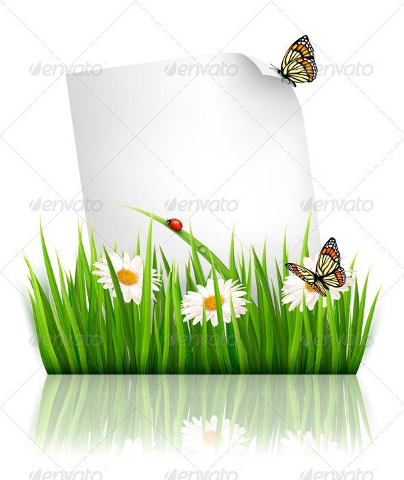 GraphicRiver Nature Background 7518434