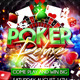 Poker Deluxe Flyer Template - GraphicRiver Item for Sale