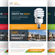 Utility Energy Flyer Template - GraphicRiver Item for Sale