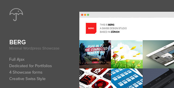 Berg-WordPress-Portfolio-Theme