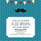 Baby Shower Invitation Cards & Party Templates - GraphicRiver Item for Sale